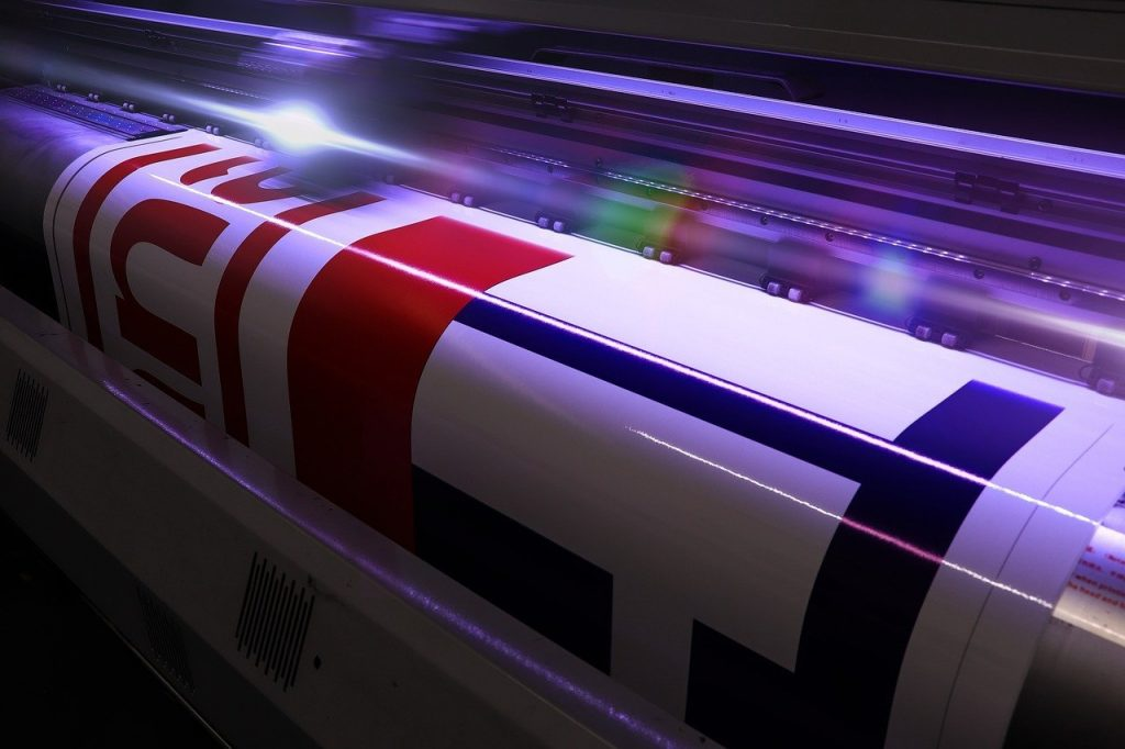 Custom Banners Printer